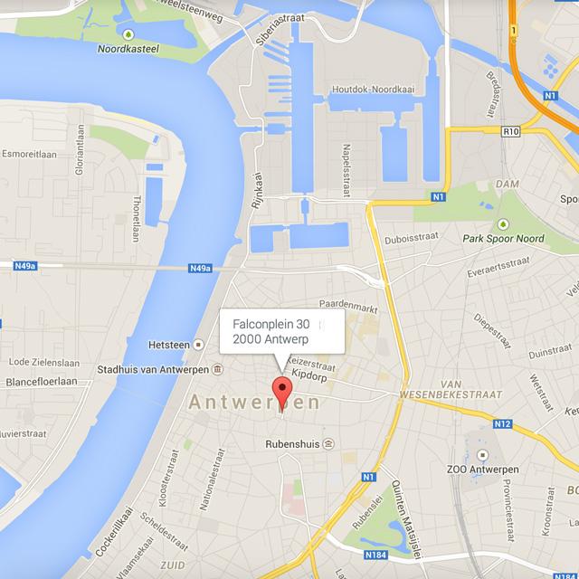 Mobile Google map