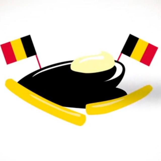 A brand named Belgium