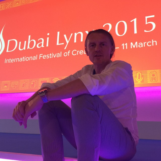 Brandhome at Dubai Lynx 2015