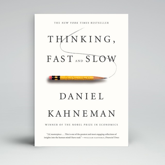 thinking fast and slow Mind mapped daniel kahneman's thinking, fast and slow divides thought processes between system 1 and system 2 photograph: david job/getty images a human being is a dark and veiled thing and whereas the hare has seven skins, the human being can shed seven times seventy skins and still not be.