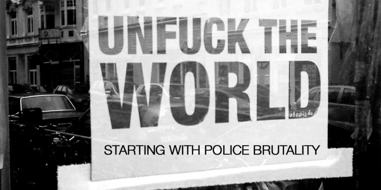 USA Police: unfuck the world