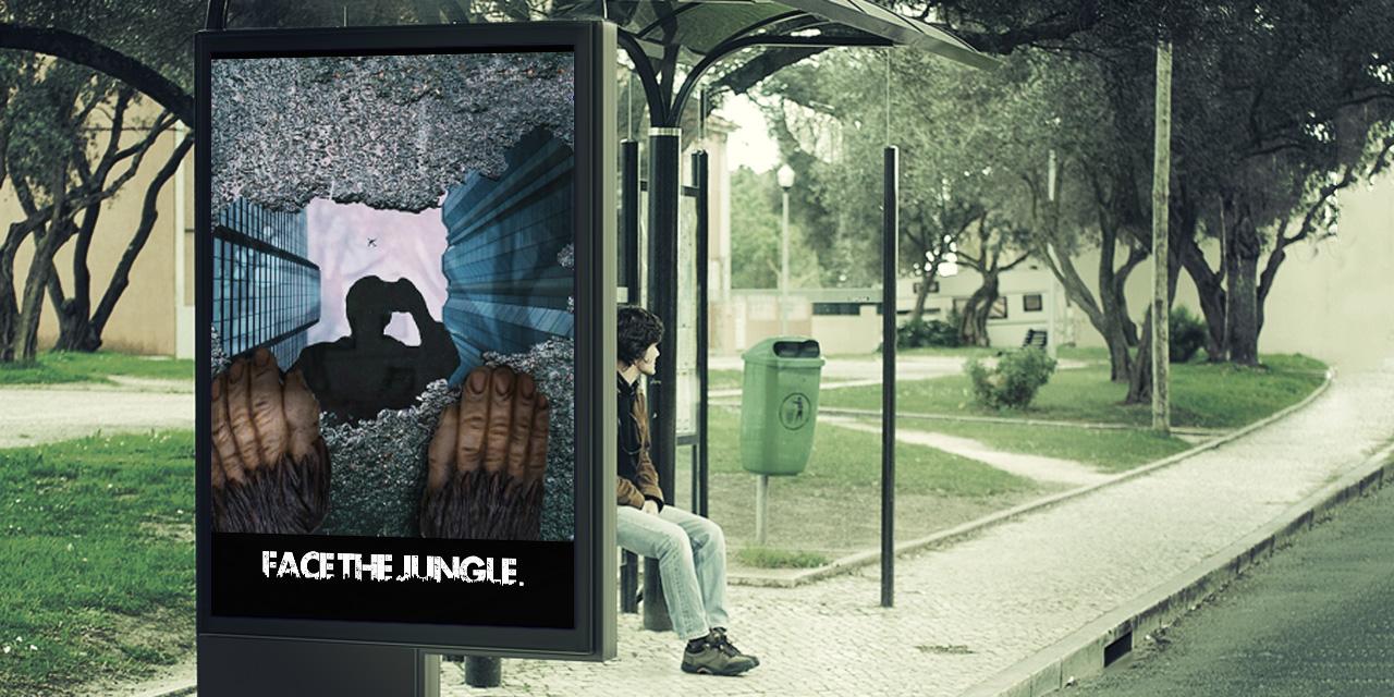 Face The Jungle