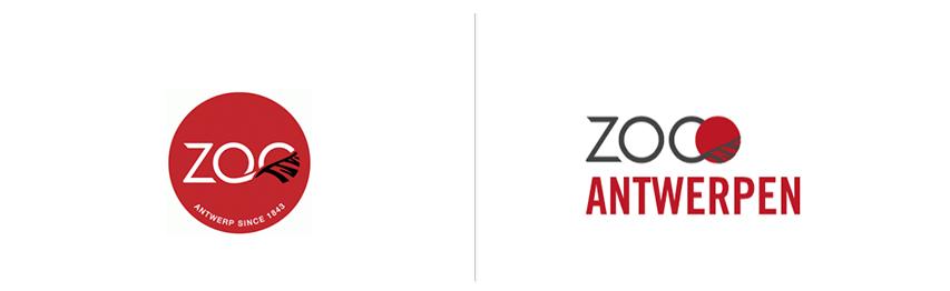 Zoo antwerp - Logo 1